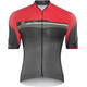 Santini Sleek Plus SS Jersey Men Red